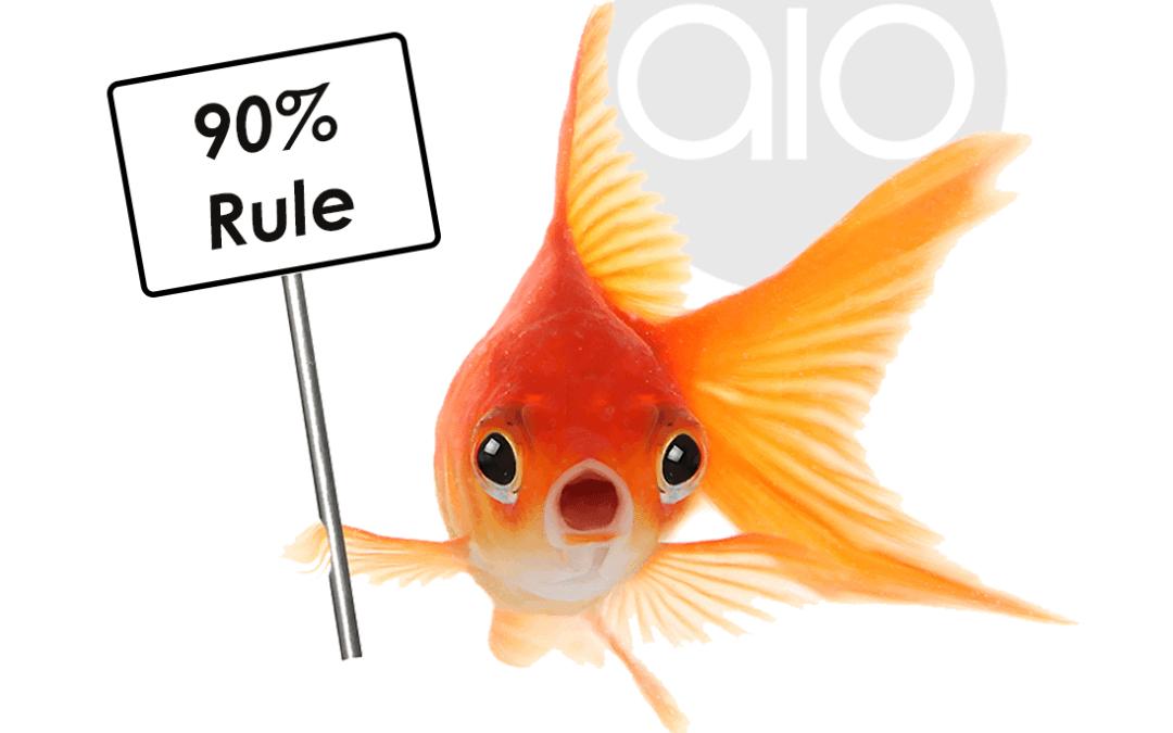 90% Rule