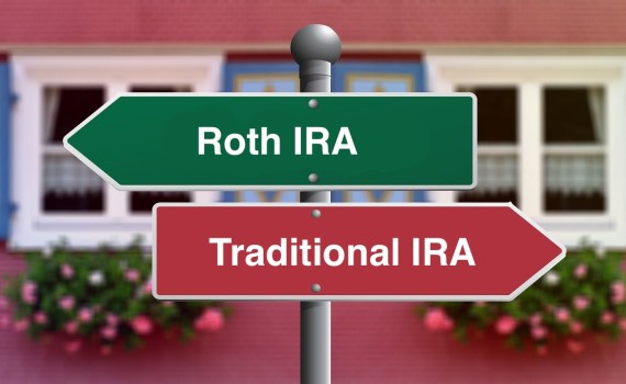 Nicholas Aiola, CPA - Roth or Traditional, Which IRA is Best for You? - Directional Signs