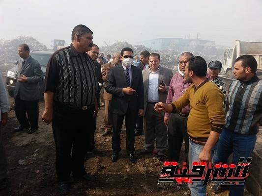 أهم ما شهدته محافظة الشرقية خلال الـ 24 ساعة الماضية