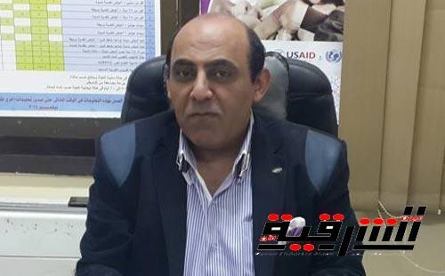خالد فوزى : 56 حالة إصابة بإنفلونزا الطيور منذ شهر سبتمبر الماضى