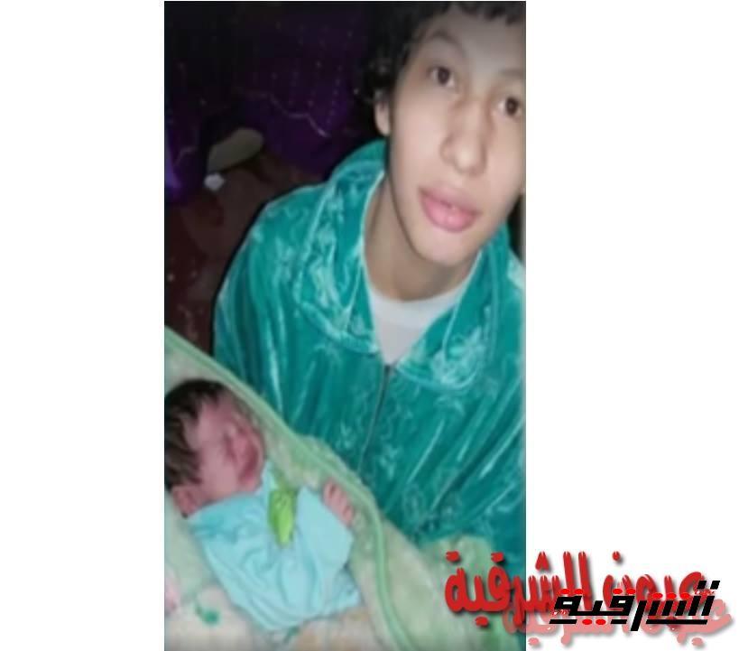 نيابة أبوحماد تحقق في واقعة إغتصاب شاب لطفلة معاقة ذهنيا
