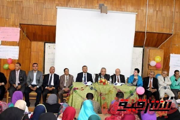 ندوة حوارية بكلية الحقوق بالزقازيق تناقش الوضع الإقتصادى فى مصر