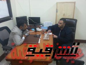 الزميل بشير حافظ يحاور مدير الطوارىء والرعاية الحرجة