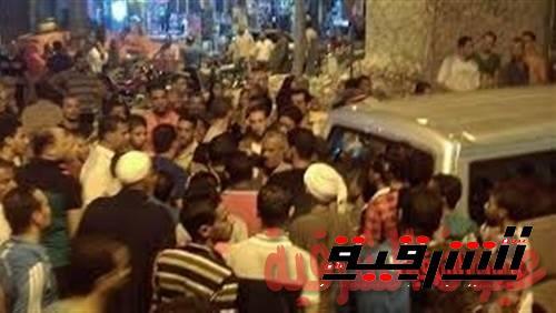 مصرع طالبة جامعية تحت عجلات سيارة نقل بأبوحماد