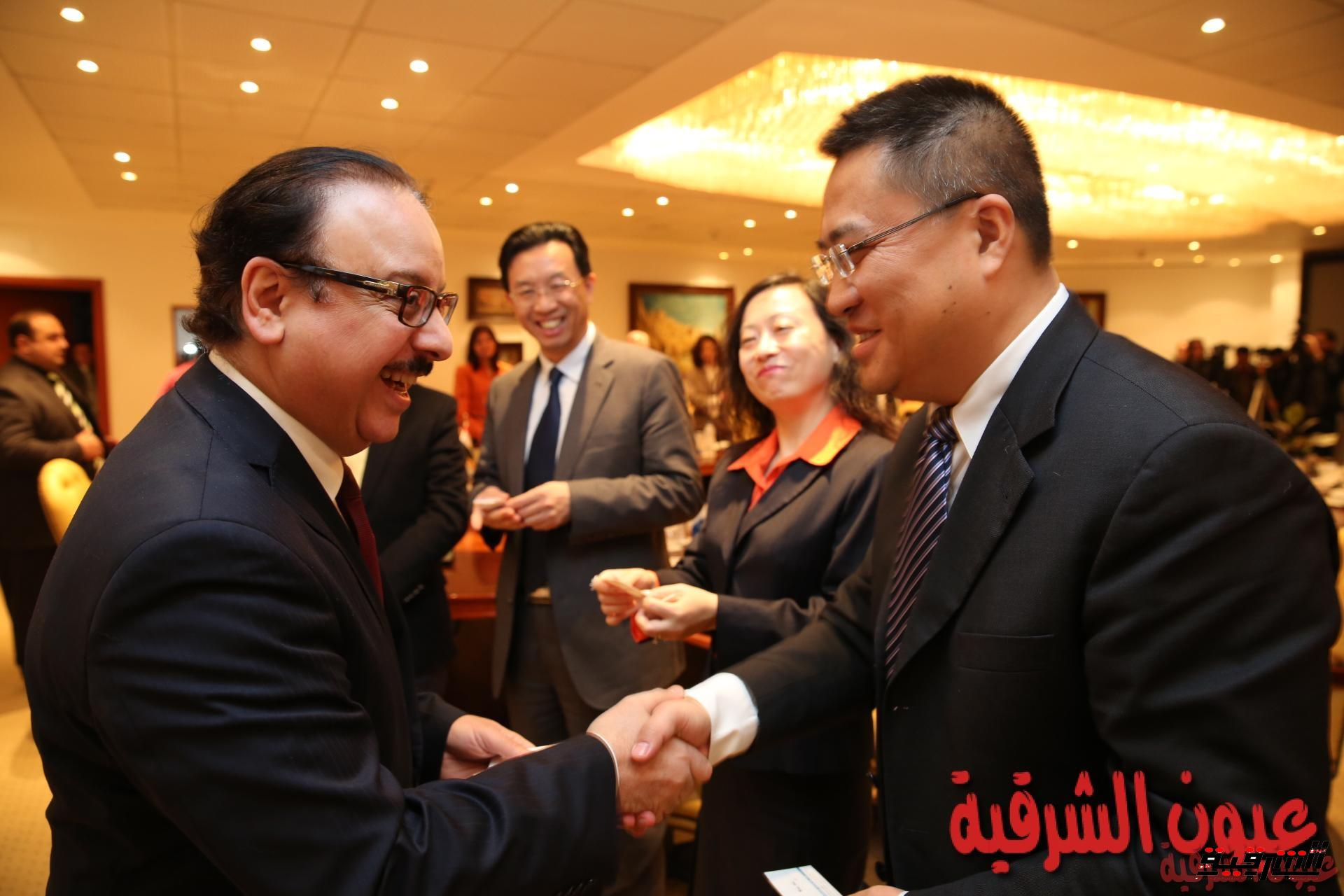 ايتيدا تستضيف منتدى الأعمال الأول لشركات الاتصالات المصرية الصينية