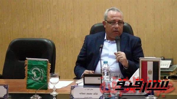 محافظ الشرقية يطالب بالإستفادة من الطاقات الشبابية داخل الجهاز الإداري