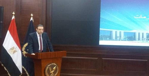 مساعد وزير الداخلية: الوزارة حريصة على مزيد من التعاون فى الفترة المقبلة مع المواطنين