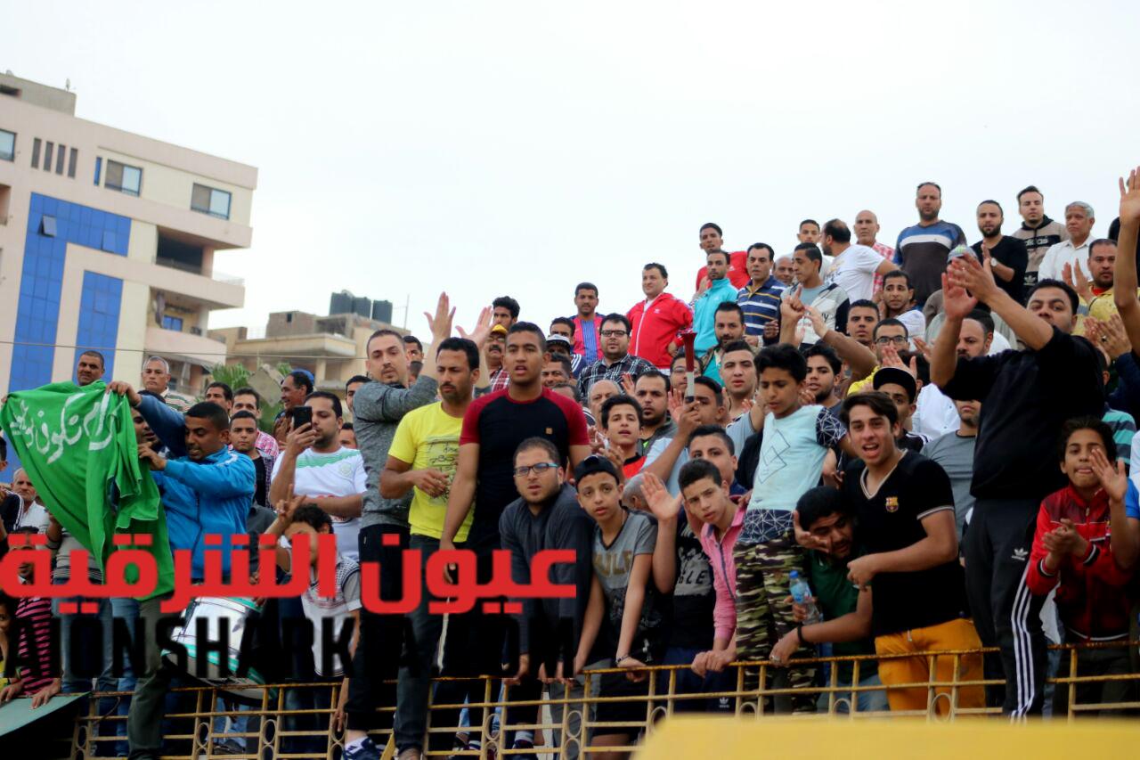 لحنة المسابقات توافق على حضور 150 مشجع لمباراة الشرقية أمام البنك الأهلي