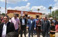محافظ الشرقية يسلم 20 منزل للأهالي بعد إعادة إعمارهم بقرية أبو ياسين بأبوكبير (صور)