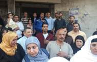 بالصور.. الدكتور حاتم عبدالعزيز يودع المعتمرين بههيا قبل سفرهم لأداء مناسك العمرة