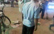 حملة لازالة القمامة بشوارع ديرب نجم ليلا