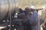 قرية سعود بدون مياه شرب منذ ثلاثة أيام
