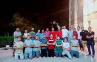 جامعة الزقازيق تشارك في الدورة الكشفية القمية 29 لجوالي الجامعات المصرية