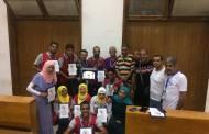 عشيرة جوالة الزقازيق تتوج بالمستوي الأول في أسبوع شباب المدن الجامعية الخامس