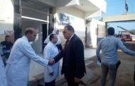 إحالة خمسة أطباء بمستشفى الإبراهيمية المركزي اثناء زيارة مفاجئة لمحافظ الشرقية