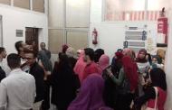 طلبة الامتياز بكلية التمريض جامعة الزقازيق يصرخون ارحمنا يارئيس الجامعه..