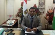 رئيس مدينة صان الحجر يطالب بسرعة إنجاز المشروعات وتسليمها للنهوض بالمدينة