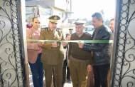بالصور.. إفتتاح مبني السجل المدني بقرية الصوة بأبوحماد