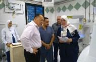 محافظ الشرقية يطيح بمدير مستشفي أبوحماد المركزي