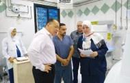 الأهمال الطبى والتقصير فى العمل يتسببان فى إقالة مدير مستشفى أبو حماد المركزي