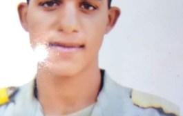 إستشهاد مجند برصاص عناصر إرهابية في العريش..وتشييع جثمانه بمسقط رأسه بقرية الجعفرية بأبوحماد