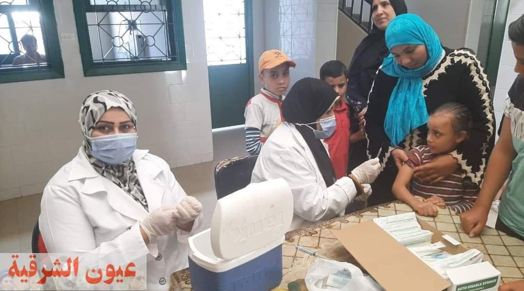 تطعيم أكثر من ١٧٧ ألف طالب وطالبة ضد الإلتهاب السحائي بالشرقية