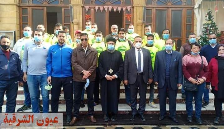 النائب علي أبو أحمد يقود حملات مكبرة لتطهير وتعقيم المنشآت العامة ودور العبادة والأسواق لمجابهة كورونا