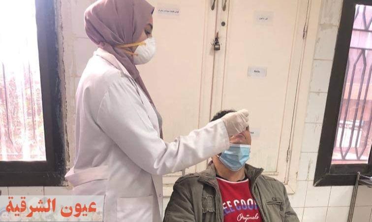 المعمل الإقليمي المشترك بالزقازيق يقوم بفحص أكثر من ٦١ ألف مواطن لفيروس كورونا من المسافرين للخارج