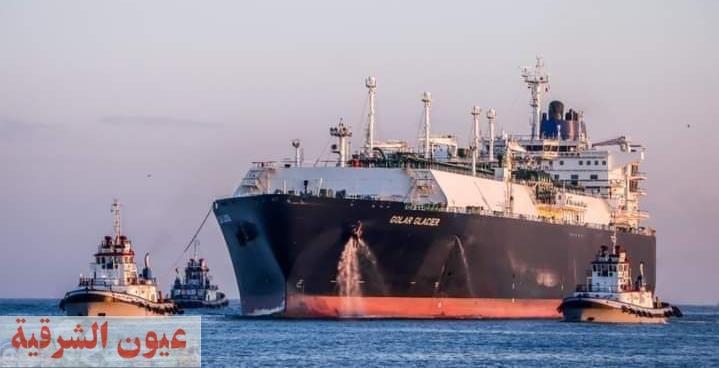 ميناء دمياط يستقبل أول سفينة لتصدير الغاز المسال بعد توقف ٨ سنوات