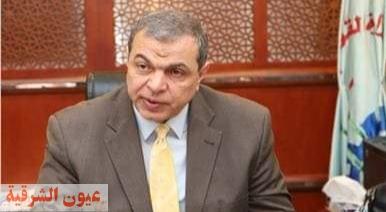 القوي العاملة : تحصيل 161 ألف جنيه مستحقات ورثة عامل مصري بالرياض وتعيين ٥٣٢شباً منهم ٧من ذوي القدرات