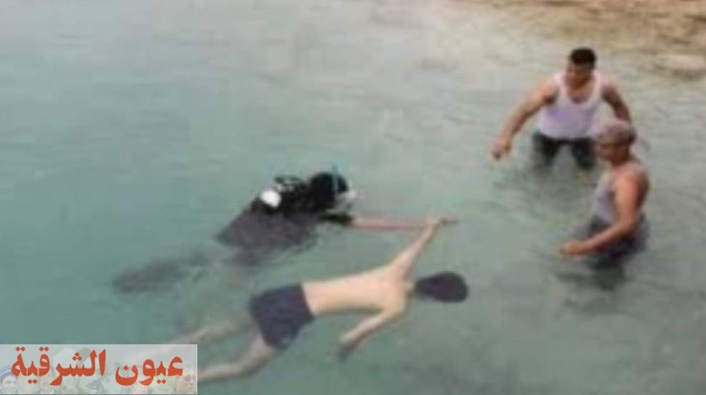 5 شياطين يلقون طفلاً حياً في مياه النيل و السبب