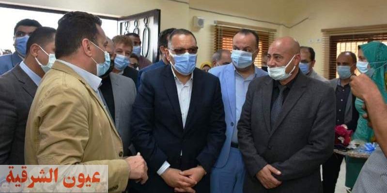 محافظ الشرقية يفتتح مبني إدارة منشأة أبو عمر التعليمية بتكلفة 4 مليون و918 ألف جنيه
