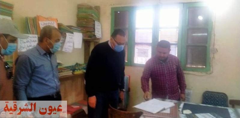محافظ الشرقية يكلف نائب رئيس مركز ومدينة بلبيس للقيام بتسيير أعمال رئيس مركز ومدينة منيا القمح