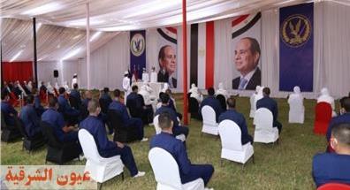 أفراح وزغاريد أمام سجن الزقازيق العمومي بعد العفو الرئاسي عن ١٧٤ سجين بالشرقية