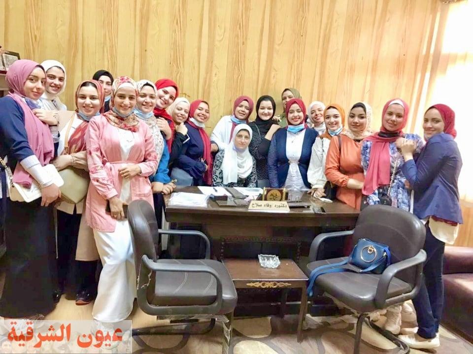 اطفالنا مستقبلنا..مشروع تخرج دفعة 36 اعلام الزقازيق شعبة علاقات عامة.