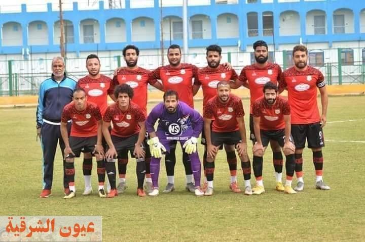 21 لاعب ضمن قائمة الشرقية لمواجهة أبو حماد