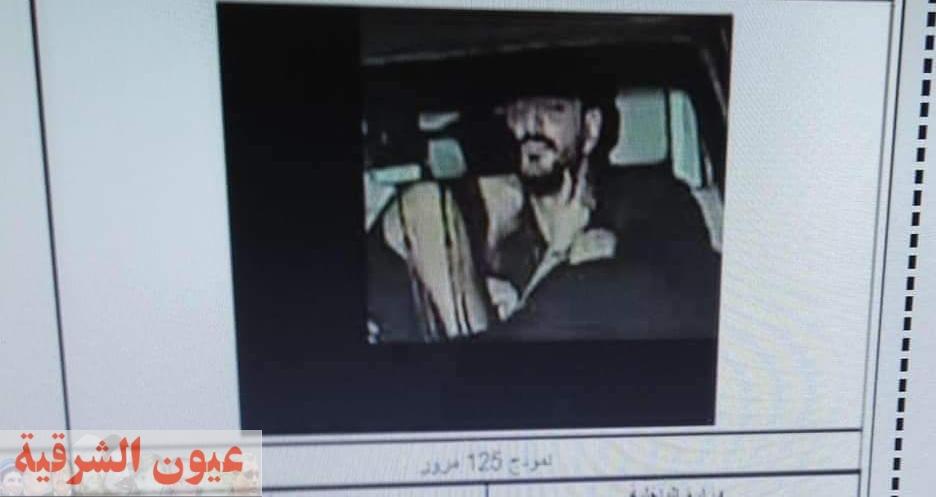 حقيقة مخالفة مرورية إلتقطها رادار لوجه سائق سيارة في وضع غير لائق