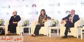 وزيرة الهجرة وشئون المصريين بالخارج تبدأ فعاليات الندوة الخامسة لـ