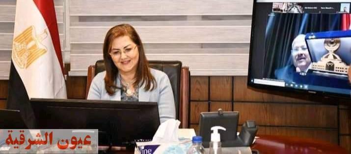 وزيرة التخطيط تستعرض وضع مصر فى تقرير مؤشر التنمية المستدامة