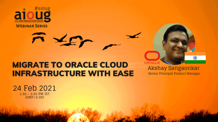 Migrate to Oracle Cloud Infrastructure with Ease