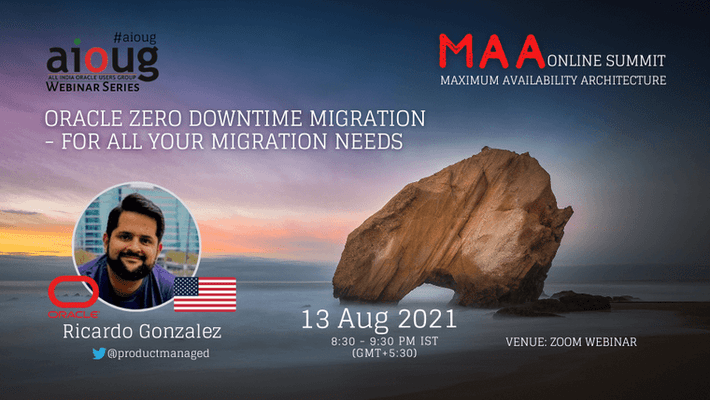 Oracle Zero Downtime Migration - for All Your Migration Needs