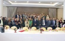 والي قسنطينة يكرم الإعلاميين بمدينة الجسور المعلقة ووكالة أإبي نيوز تبرز حضورها.