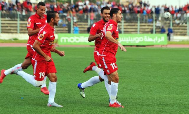 جمعية الشلف يحسم قمة الجولة الأخيرة من مرحلة الذهاب للرابطة الثانية