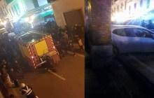 قسنطينة.. حادث مميت لـ 4 أشخاص بشارع عبان رمضان وسط المدينة.