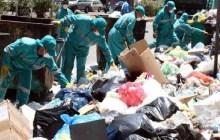 قسنطينة . . . جمع أكثر من 62200 طنا من النفايات المنزلية و الهامدة بعلي منجلي