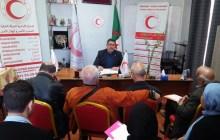 قسنطينة.. الهلال الاحمر الجزائري يخصص أكثر من 3 ملايير سنتيم لفائدة العائلات المعوزة