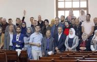المجلس الوطني للصحافيين الجزائريين يعبر عن قلقه من حالات تفاقم العنف ضد الصحفيين.