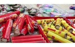 قسنطينة..مصالح الأمن تحجز أكثر من 200 الف وحدة من المفرقعات و الألعاب النارية المحظورة.