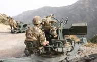 الجيش يقضي على إرهابيين خطيرين  بمنطقة مشاط بلدية الميلية.