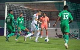 الرجاء المغربي يفوز على المولودية و يقترب من نصف نهائي البطولة العربية